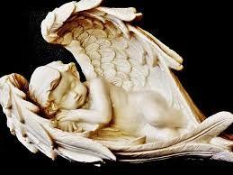 anděl si potřebuje odpočinout