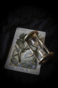 tarotova karta Smrt