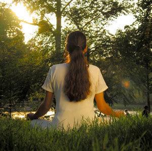 meditace, ritual, afirmace