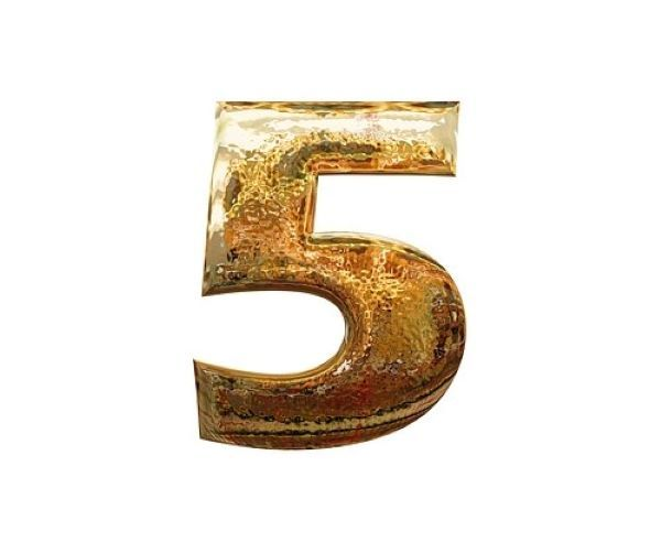 Petka- numerologie, cislo 5