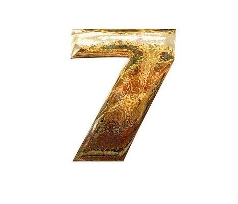 numerologie- cislo 7, sedmicka