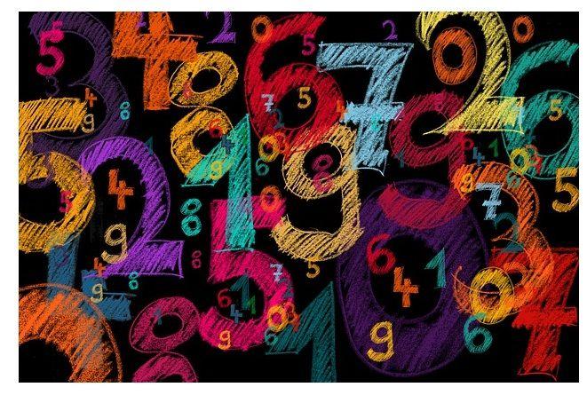 cislice, numerologie