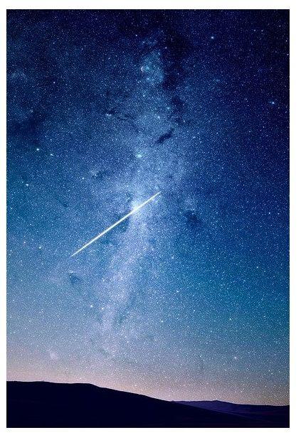 nocni listopadova obloha