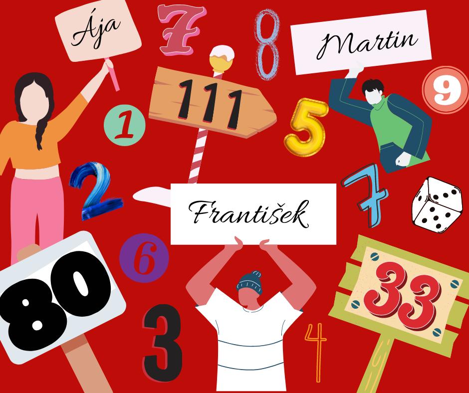 numerologie jmen a cisla domu