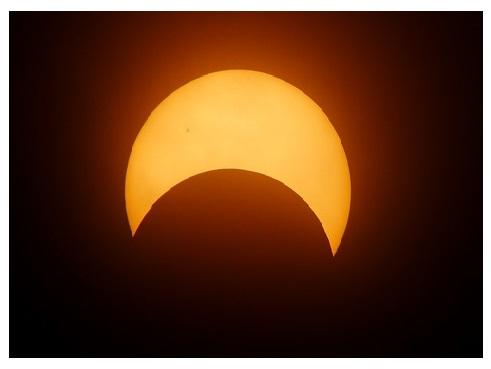 pozorovani zatmeni Slunce