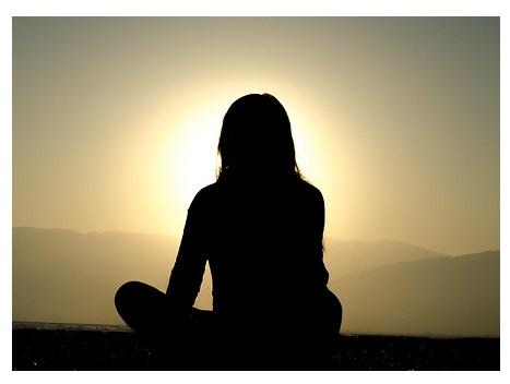uplnek vRybach, to je meditace aodpocinek